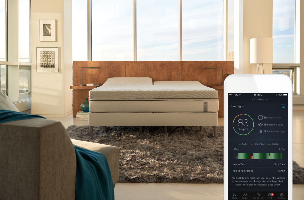 Introducing: The Sleep Number 360 Smart Bed